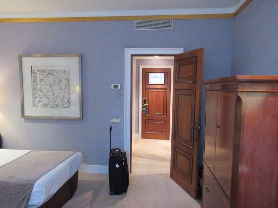 Eurostars Hotel de la Reconquista: My room