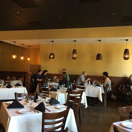 Part Of Indoor Dining Picture Of Moqueca Brazilian Restaurant
