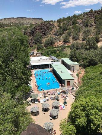 Veyo Pool & Crawdad Canyon