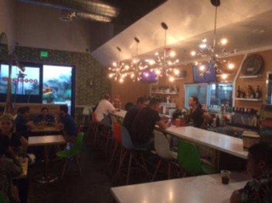 Tustin, Californië: Bar area