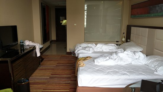 Hailin, Kina: 儷淶國際大酒店