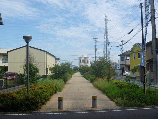Old Shikama Line Promenade