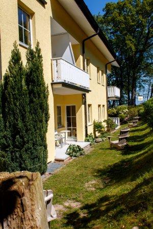 Inselhotel Rügen: Waldseite