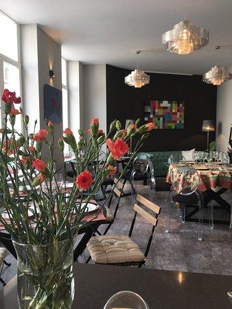 Salon Salle A Manger De La Maison Du Bnb Hotel Boutique Photo De
