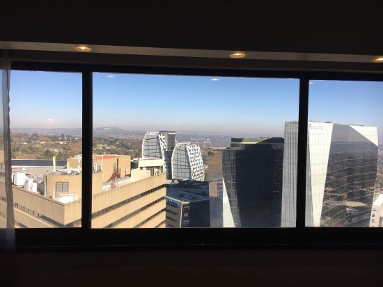 인터컨티넨탈 요하네스버그 샌튼 타워스 사진