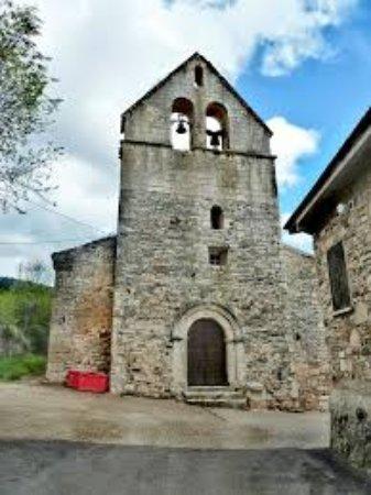 Almiruete, إسبانيا: Iglesia estilo románico (siglo XII) de Almiruete. Guadalajara.