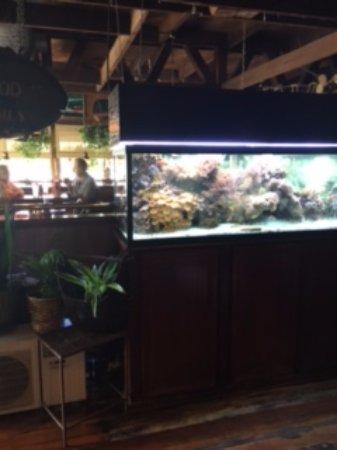 River Room: Inside of Restaurant