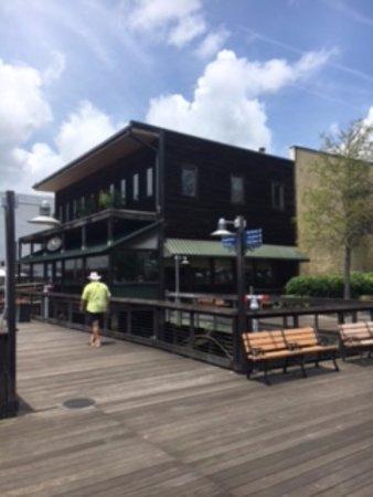River Room: Outside of Restaurant