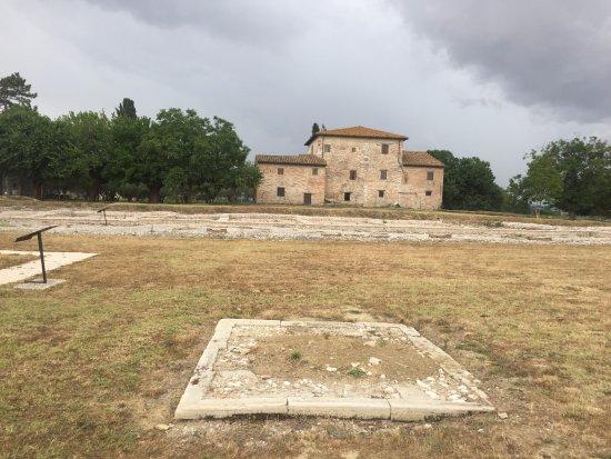 Castelleone di Suasa, อิตาลี: Il parco