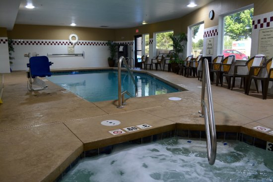 Best Western Wilsonville Inn & Suites: Indoor Swimming Pool