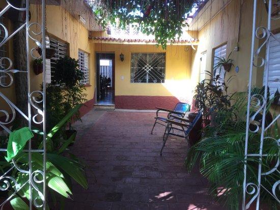 Hostal Borrell Iznaga: lobby