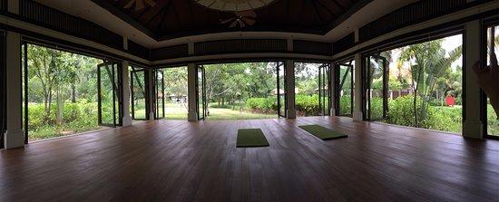 The Yoga Place Picture Of Angsana Lang Co Phu Loc Tripadvisor
