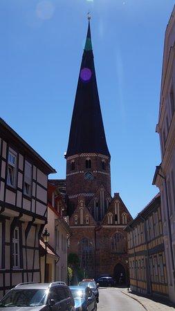 Der schiefe Turm von Salzwedel