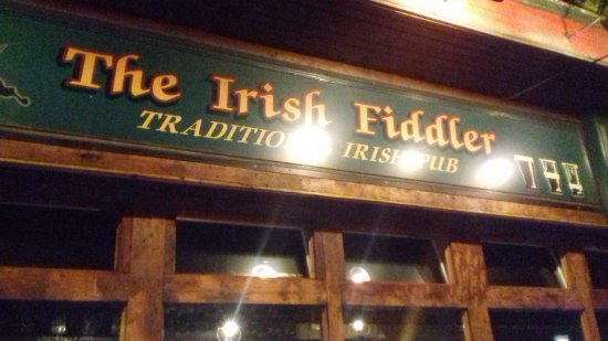 The Irish Fiddler