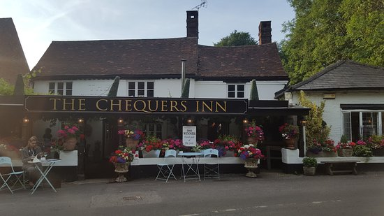 The Chequers Inn at Well: 20170630_195646_large.jpg