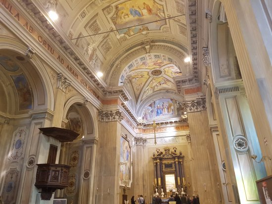 Somma Lombardo, Italia: Interior