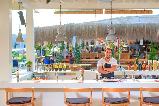 Buzz Bar : Chefs Table @ Buzz Beach Bar