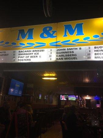 M&M Bar