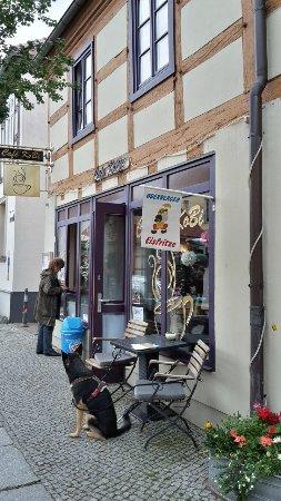 Angermunde, Germany: KoBi Angermünde Innenstadt