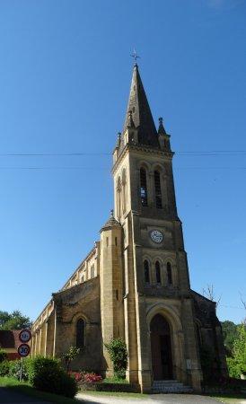 Eglise St-Etienne Couze et Saint Front