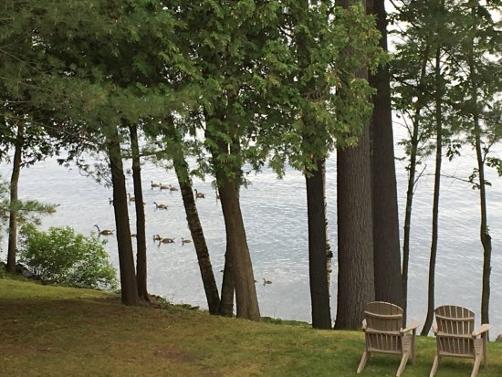 Ayer's Cliff, Kanada: Relaxing weekends