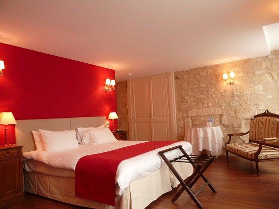 Le grand monarque azay le rideau frankrig hotel - Hotel le grand monarque azay le rideau ...