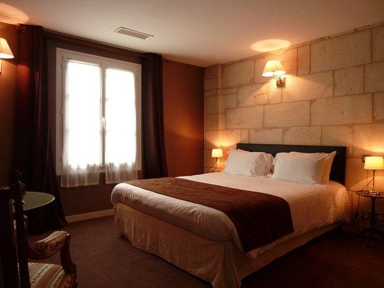 le grand monarque azay le rideau frankrig hotel anmeldelser sammenligning af priser. Black Bedroom Furniture Sets. Home Design Ideas