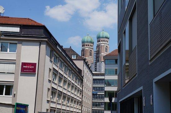 Hotel Mercure München Altstadt Bild