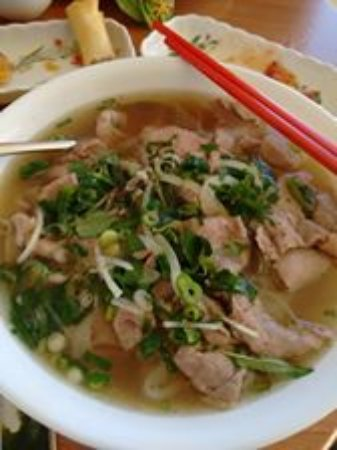 Kettering, Australien: pho bo ( beef noodles soup) so tasty!