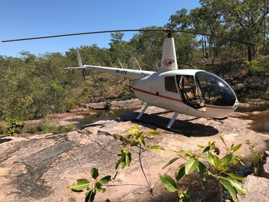 Litchfield National Park, Australia: No parking fines here