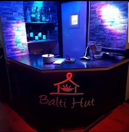 Balti Hut: NEW LOOK