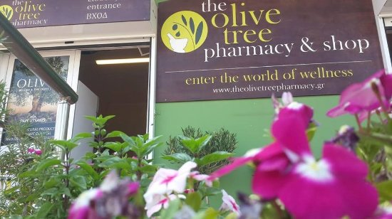 The Olive Tree Pharmacy & Shop