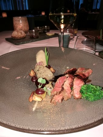 Het Arresthuis: Had a great diner last night! Thanks to the chef and his team. It was wonderfull with extraordin