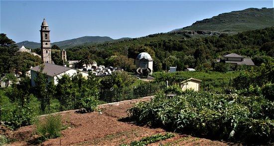 Pietracorbara, Frankrike: le village de petracorbara