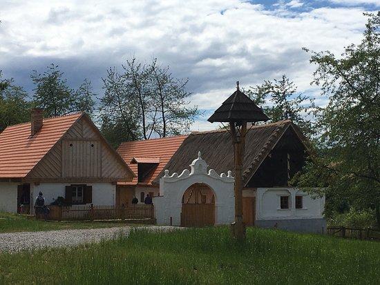 Kourim, République tchèque : Skanzen Kouřim