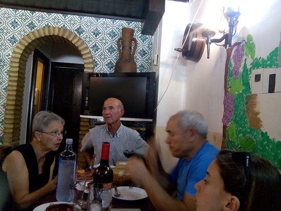 Montilla, Ισπανία: De categoría