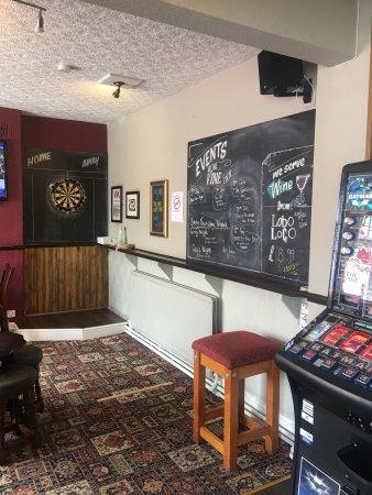 Halesowen, UK: The Bar