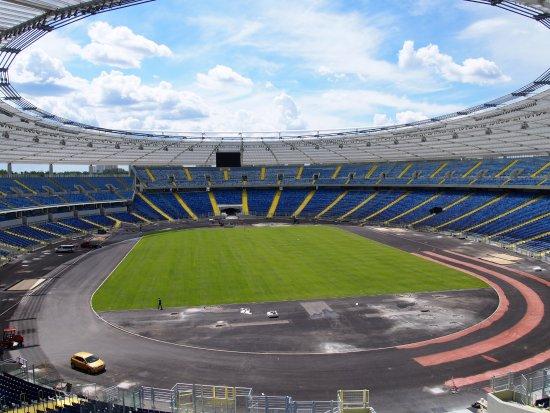 Silesian Stadium, Chorzow (Stadion Slaski)