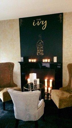 Bunbeg, Ireland: relaxing lobby