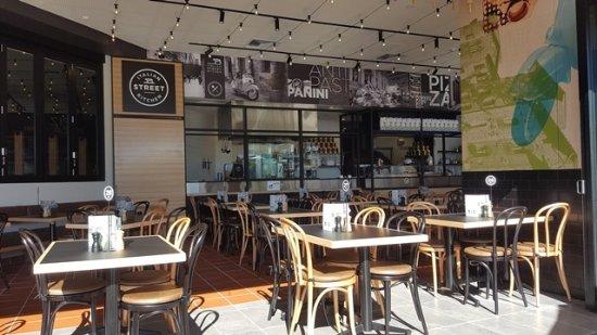 Italian Restaurant Newstead