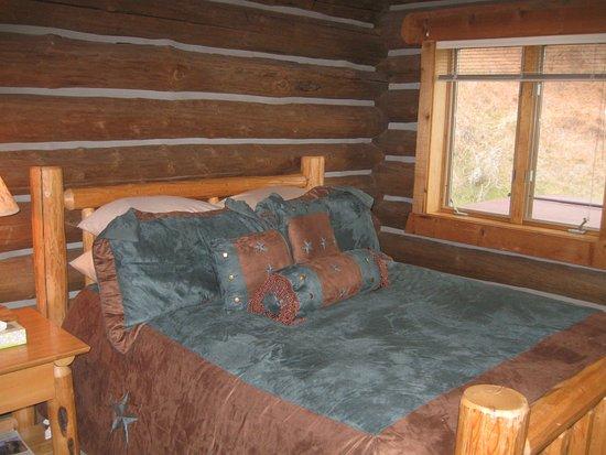 Rye Creek Lodge: Ponderosa Cabin