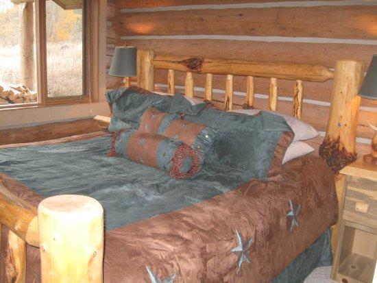 Rye Creek Lodge: Sapphire Cabin