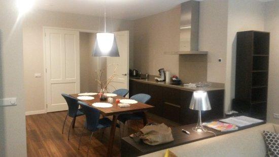 Wohnküchen wohnzimmer terasse picture of mezger lodges domburg tripadvisor