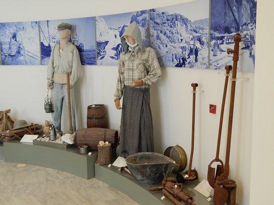 Milos Mining Museum: museo delle miniere