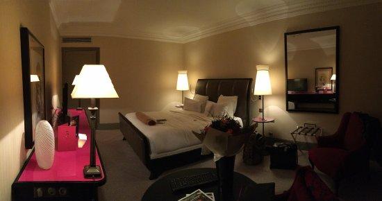 Chambre Lit King-Size Classique avec Vue sur Jardin - Photo de Le ...