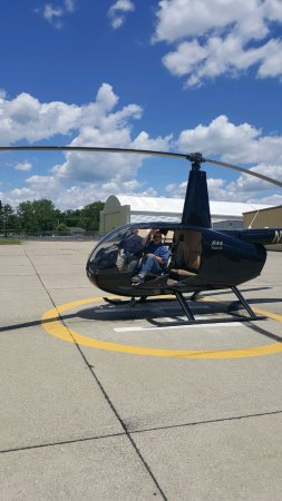 Max Flight Helicopters Detroit