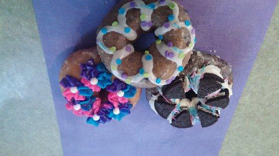Tazewell, VA: Donut diva