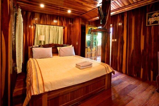STC Homestay Bed & Breakfast: taekwooden bungalow