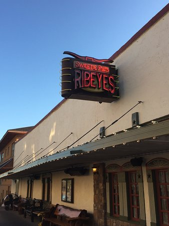 Sweetie Pie's Ribeyes