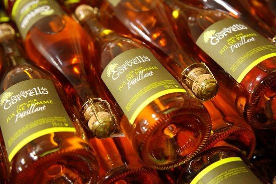 Sulniac, Prancis: Or en bouteilles !